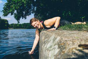 Mein erster Triathlon: Tipps und Tricks von Mandy Jochmann