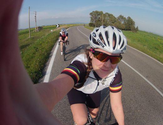 Triathlon-Blog: Girlsride mit Triathlove auf dem Rennrad!