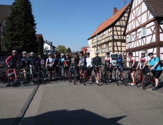 Girlsride: Radtouren in Frankfurt für Frauen.