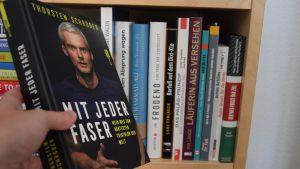 """Bücher für Triathleten: Thorsten Schröder Autobiografie """"Mit jeder Faster - mein Weg zum härtesten Triathlon der Welt"""""""