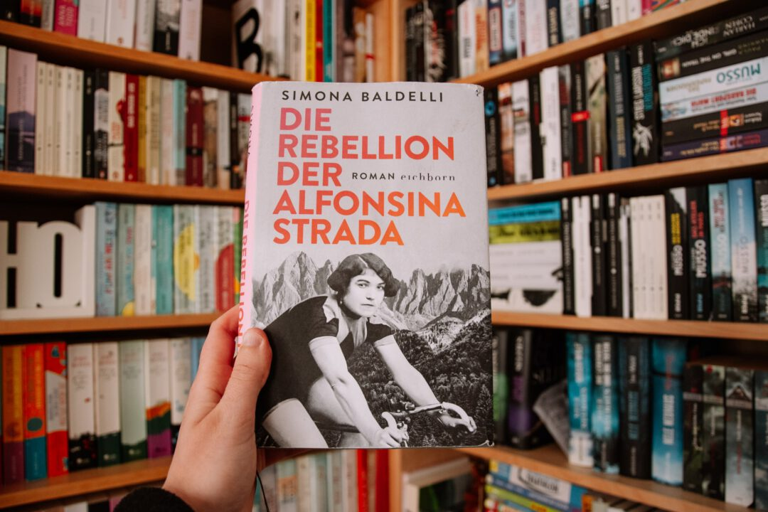 Buch-Rezension Alfonsina Strada